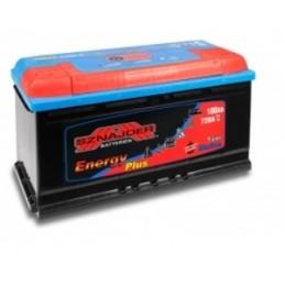Akumuliatorius Snajder Energy Plius 100Ah/12V