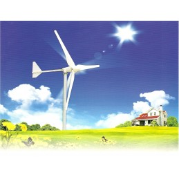 2kW vėjo jėgainė