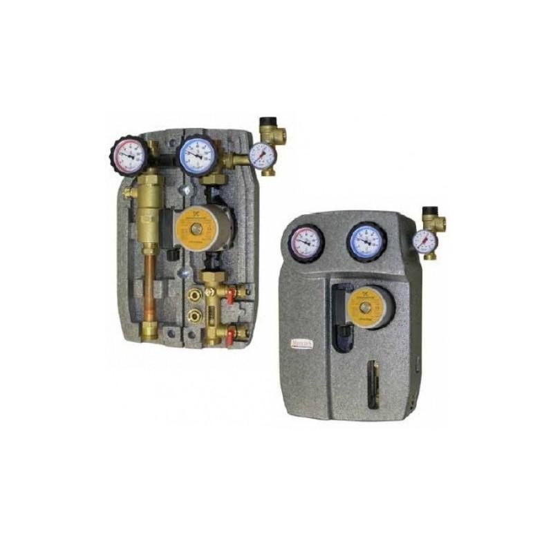 2-linijų siurblinių modulis Solar 25-70