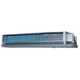 7.90 / 13.60 kW Patalpos vėsinimui ir šildymui nuo geoterminio gręžinio. Ortakinis ventiliatorinis konvektorius - Fankoilas