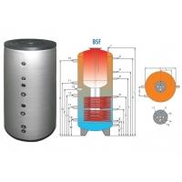 BSF 600 akumuliacinė talpa su boileriu