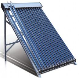 20 kolbų saulės kolektorius