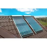 saulės kolektorius karsto vandens boileriai